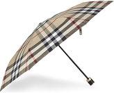 Burberry Trafalgar check print umbrella