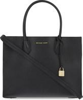 MICHAEL Michael Kors Mercer large leather shoulder bag