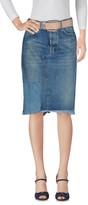 Golden Goose Deluxe Brand Denim skirts