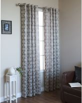 Commonwealth Home Fashions Mayan Grommet Window Curtain Panel