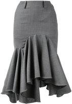 Facetasm fishtail skirt