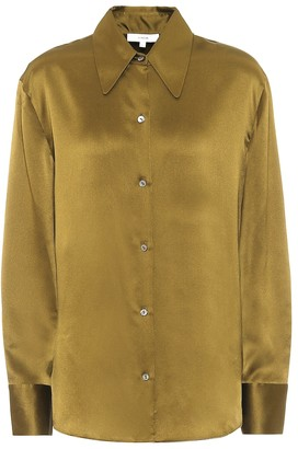 Vince Silk satin shirt