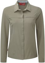 Craghoppers NosiLife Womens/Ladies Long Sleeved Insect Repellent Shirt