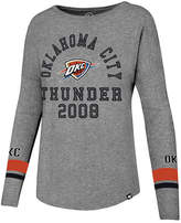 '47 Women's Oklahoma City Thunder Encore Long Sleeve T-Shirt