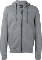 Paul & Shark zipped hoodie - men - Cotton - M
