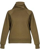 Golden Goose Deluxe Brand Tonia funnel-neck cotton-jersey sweatshirt