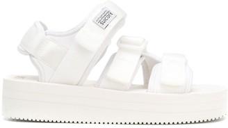 Suicoke Touch-Strap Platform Sandals