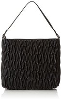Tamaris Women's BESS Hobo Bag Shoulder Bag Black
