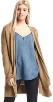 Gap Pointelle open-front cardigan