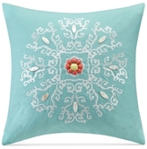 "Echo Cyprus Square 18"" x 18"" Decorative Pillow"