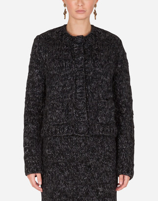 Dolce & Gabbana Long-Sleeved Cardigan