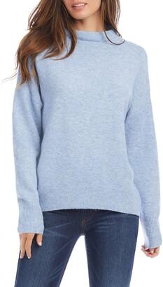 Karen Kane Funnel Neck Sweater