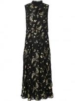 Suno sleeveless floral dress