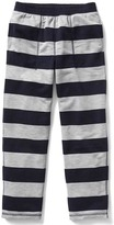 Gap Striped terry PJ pants