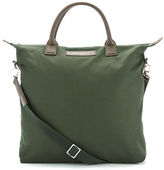 Want Les Essentiels O'hare Shopper Tote Olive/gunmetal