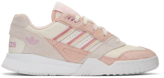 adidas Pink A.R. Trainer Sneakers