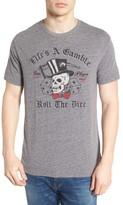 Lucky Brand Men's Life's A Gamble T-Shirt