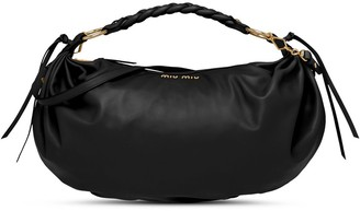 Miu Miu Tassel Shoulder Bag