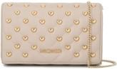 Love Moschino Heart Studded Shoulder Bag