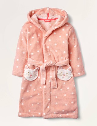 Cosy Cat Pocket Dressing Gown