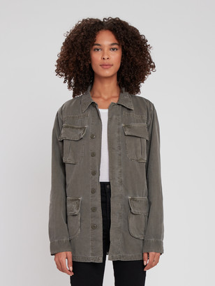 NSF Hunter Cargo Pocket Jacket