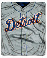 Northwest Company Detroit Tigers 50x60in Plush Throw Jersey
