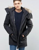 French Connection Parka Jacket