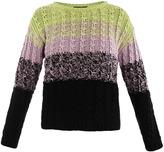 Tibi Multi ombre sweater