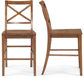 FURNITURE PRIVATE BRAND Dining Possibilities X-Back Barstool