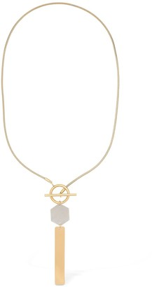 Isabel Marant Look At Me Short Necklace