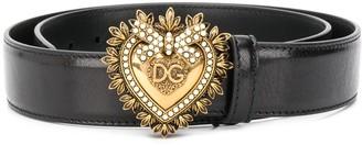 Dolce & Gabbana Amore belt