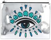 Kenzo Eye clutch - women - Polyurethane - One Size