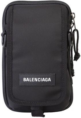 Balenciaga Explorer Logo Crossbody Bag