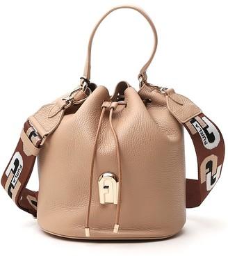 Furla Sleek Small Bucket Bag