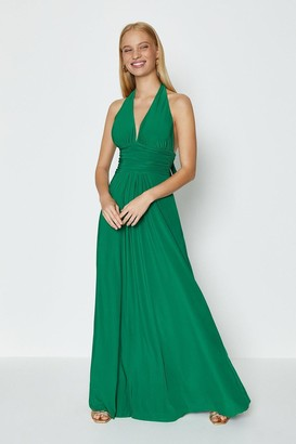 Coast Halter Neck Maxi Dress