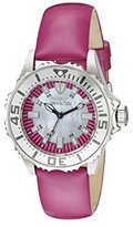 Invicta Women's 18490 Pro Diver Analog Display Swiss Quartz Pink Watch