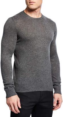Prada Men's Cashmere Long-Sleeve Sweater