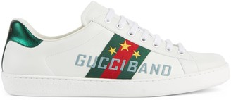 Gucci Men's Ace sneaker with Band
