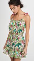 Playa Lucila Floral Short Dress