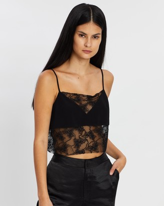 Third Form Look In Lace Cami