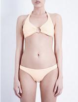 Melissa Odabash Brussels halterneck bikini top