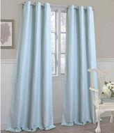 Laura Ashley Darlington Grommet-Top 2-Pack Curtain Panels