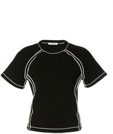 J.W.Anderson Contrast Seam T-Shirt