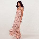 Lauren Conrad Women's Beach Shop Maxi Cover-Up