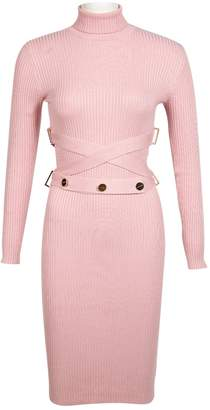 Marciano Pink Viscose Dresses