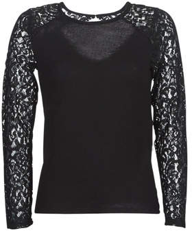 Naf Naf LOUISON women's Blouse in Black