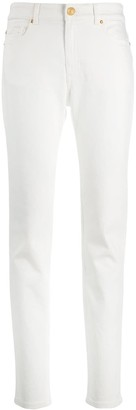 Class Roberto Cavalli Low Rise Skinny Jeans