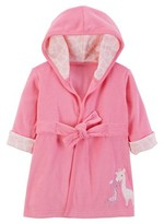 Just One You® made by Carter Baby Girls' Pink Giraffe Robe - Just One YouMade by Carter's®