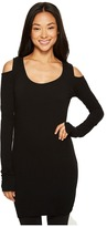 Hard Tail Open Shoulder T-Shirt Women's Workout