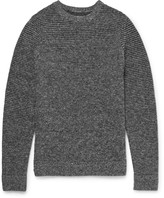 Folk - Ribbed Wool-blend Sweater